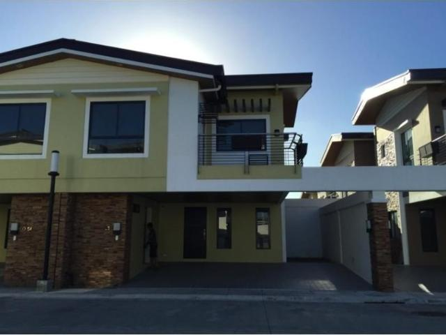 Pre Selling Townhouse In Merville Paranaque Woodsville Residences