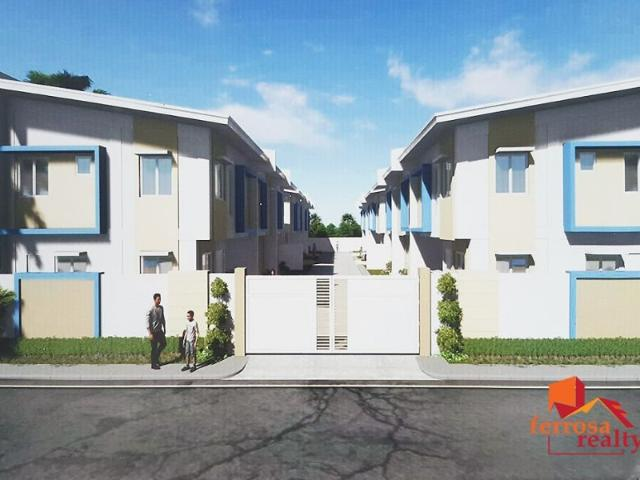 Pre Selling Townhouse In North Caloocan City