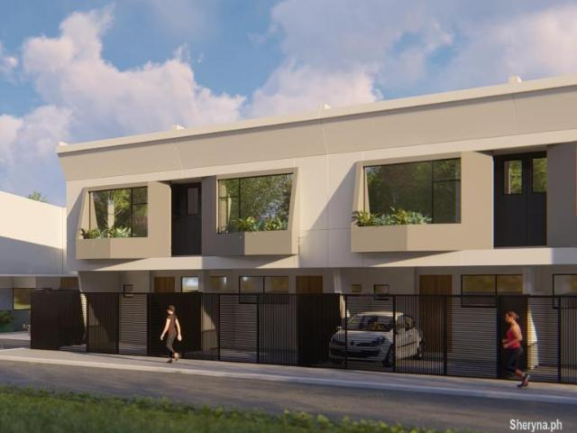 Pre Selling Townhouses Near Soliven St. Cupang Antipolo