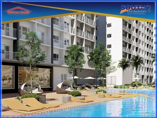 Preselling 2 Bedroom Condo Unit For Sale In Southmall