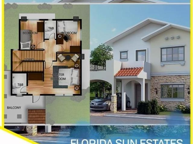 Preselling Single Attached Madison House And Lot At Florida Gentri Near Soon To Rise Robin...