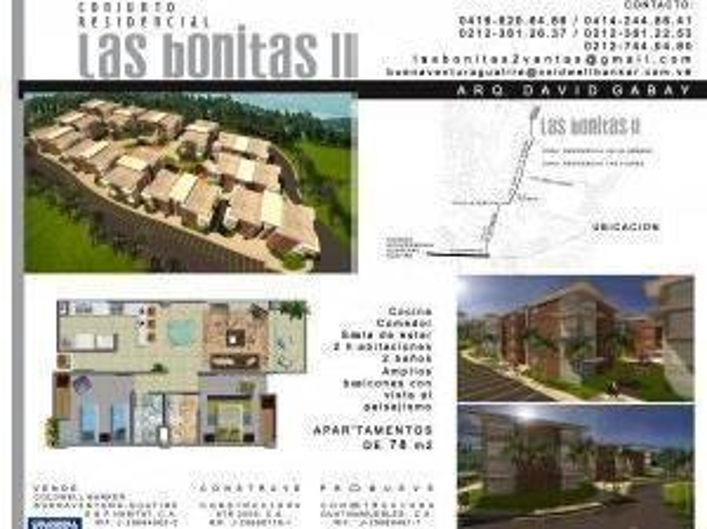 Preventa De Apartamentos, Conjunto Residencial Las Bonitas Ii