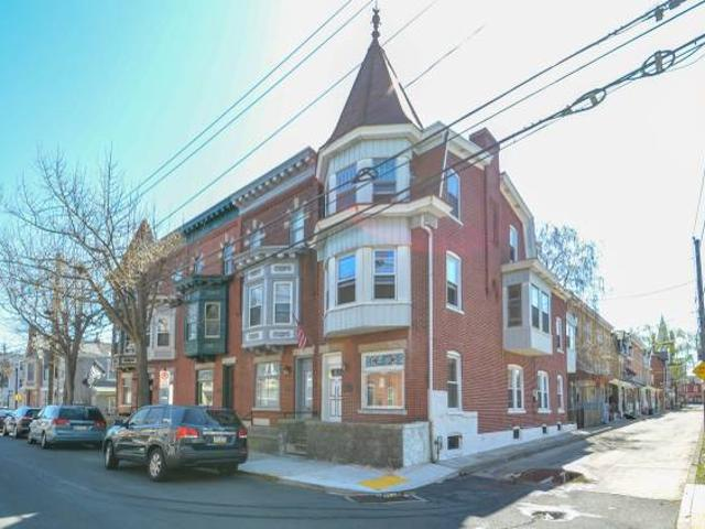 Price Reduced $175,000large End Of Row Brick Allentown, Pa