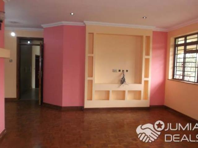 Prime 2 Bedroom House To Let, The Painting Its A Kill, Located At Kasarani Sport Drive