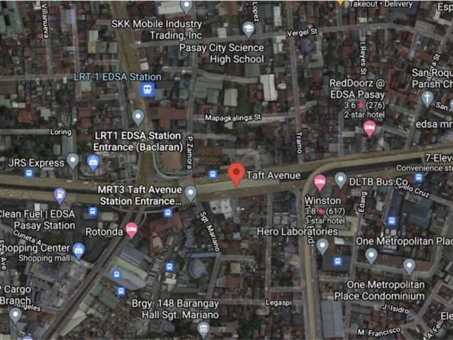 Prime Commercial And Office Space For Lease In Taft Avenue, Makati, Manila