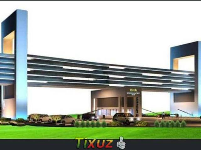 Prime Located 1 Kanal Plot In B2 Sector