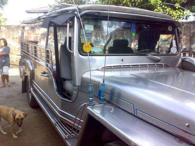 Private jeepney