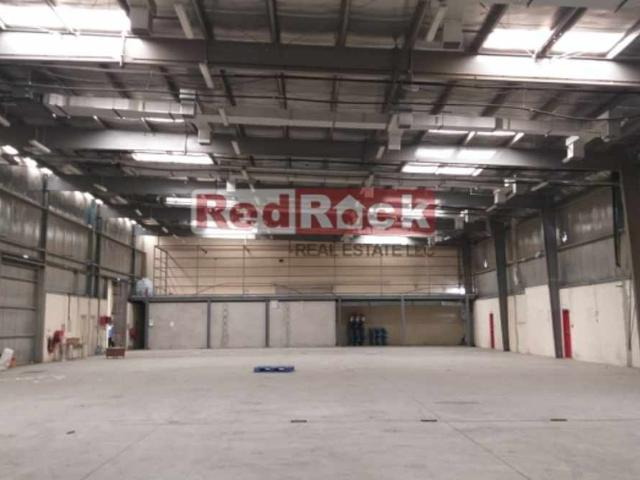 Prominent Location 30,000 Sqft Warehouse With Offices In Umm Ramool