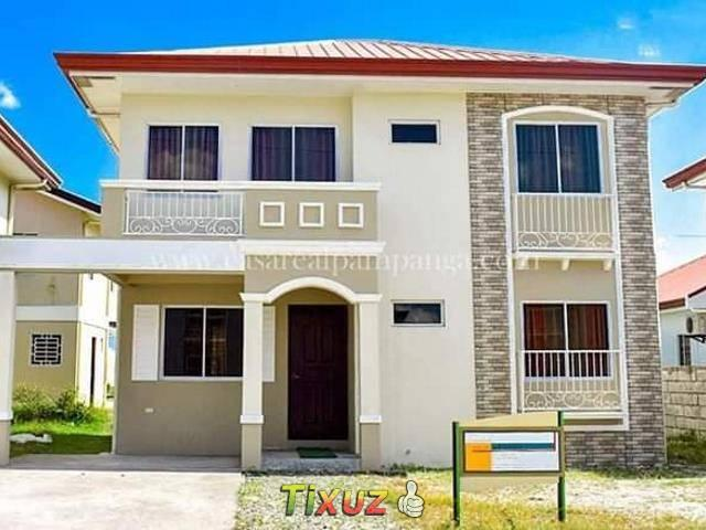 Promo 100k Discount Ariana 4bedrooms House And Lot For Sale In San Fe