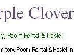 Purple Clover Place Dormitory, Room Rental & Hostel Best Dormitory, Room Rental