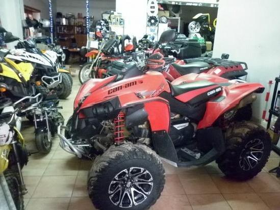 Quad Can Am Brp Renegade 800 Efi Renegade 500