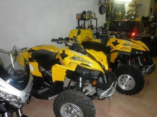 Quad Can Am Brp Renegade 800 Efi Renegade 800
