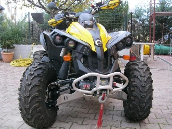 Quad Can Am Brp Renegade 800 Efi Renegade C