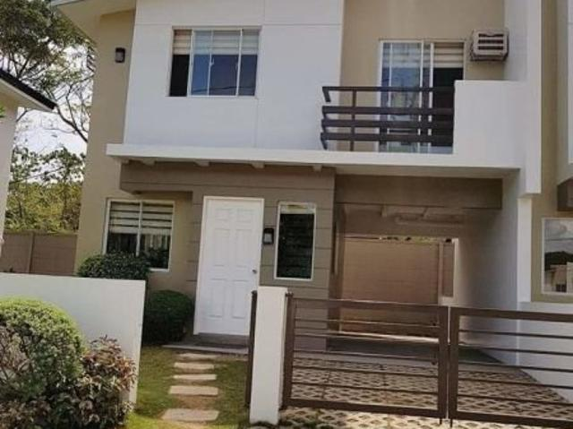 Quality Affordable Townhouse In Dasmarinas Bayan