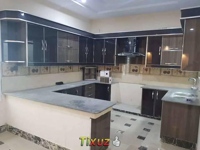 Rafi Garden Brand New Portion Available For Rent