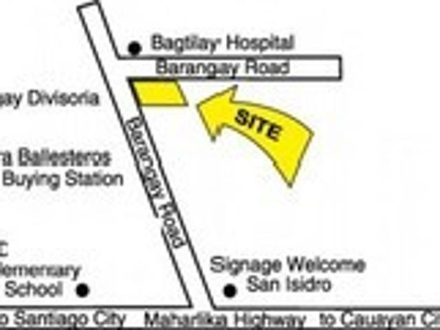 Ramos, Santiago City, Isabela Foreclosed Vacant Lot For Sale