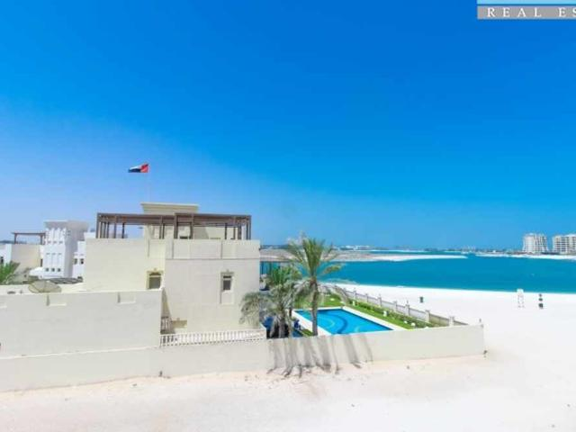 Rare Beachfront Townhouse Walkable To The Golf Course
