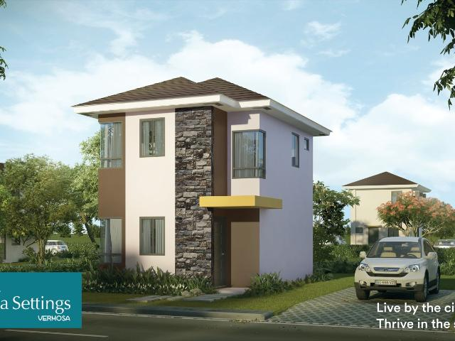 Re Opened 3br House & Lot In Verra Settings Vermosa