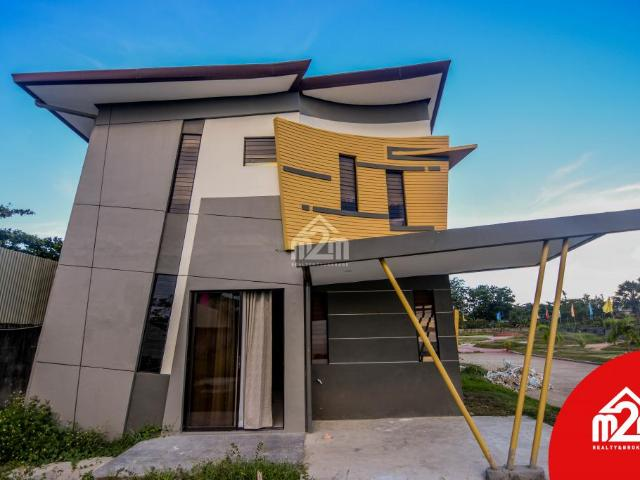 Ready For Occupancy 2 Storey Attached House & Lot For Sale Lilo An, Cebu City