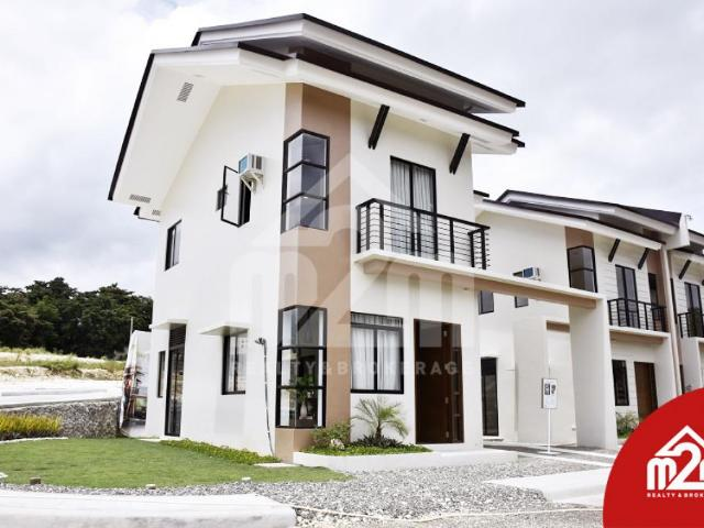 Ready For Occupancy 2 Storey Detached House & Lot For Sale In Lilo An, Cebu City