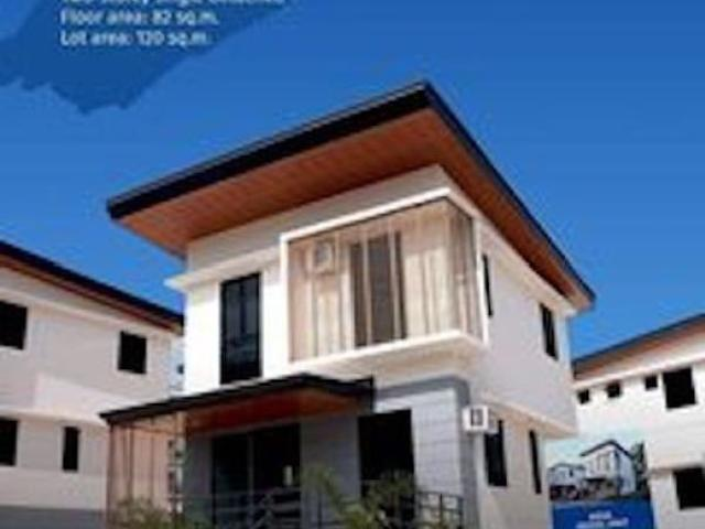 Ready For Occupancy 2 Storey House And Lot Withswimming Pool