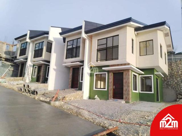 Ready For Occupancy 2 Storey Townhouse For Sale In Consolacion Cebu