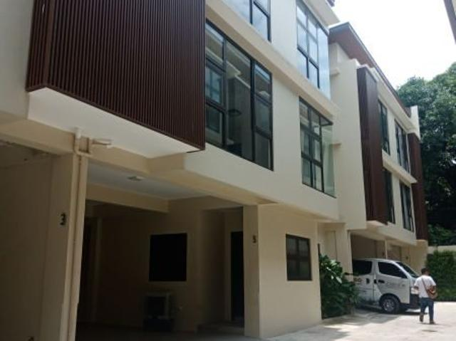 Ready For Occupancy, 3storey Townhouse