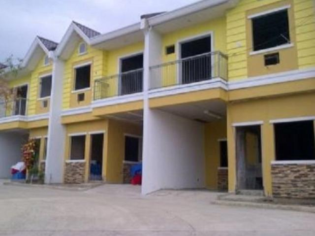 Ready For Occupancy 4 Bedroom Townhouse For Sale In Green Homes Bulacao Talisay Cebu