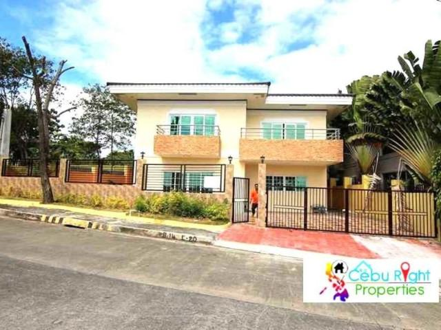 Ready For Occupancy 5 Bedroom House For Sale In Consolacion Cebu