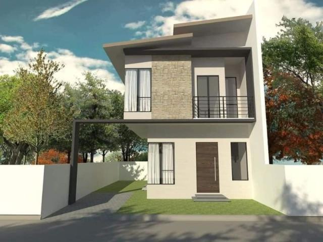 Ready For Occupancy And Preselling 4 Bedroom House And Lot For Sale In Lapu Lapu City, Ceb...