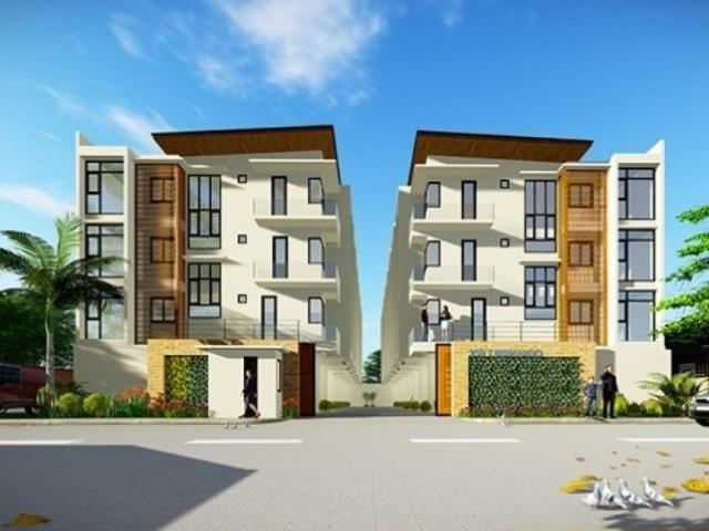 Ready For Occupancy Brand New Townhouse In Mandaluyong
