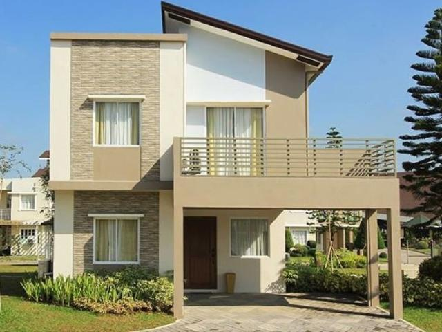 Ready For Occupancy Chessa 2 Storey Single Attached