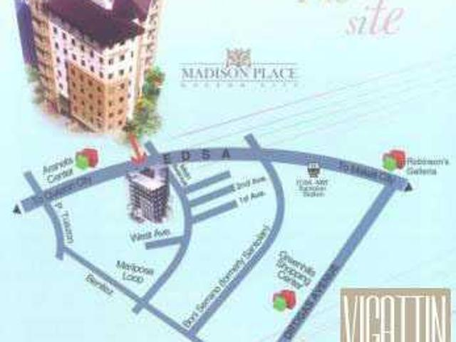 Ready For Occupancy Condo For Sale Near Eastwood Libis
