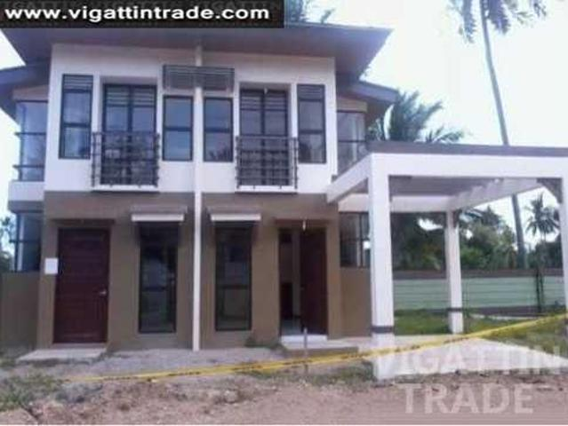 Ready For Occupancy Duplex House And Lot Beach Front In Naga, Cebu