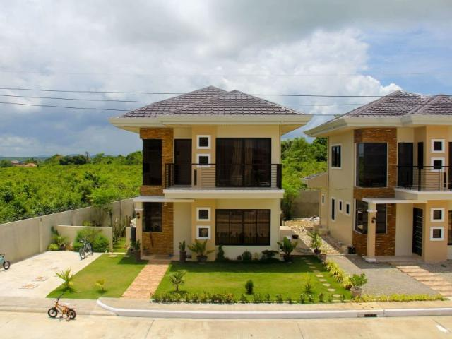 Ready For Occupancy House & Lot In Dauis, Panglao Bohol!