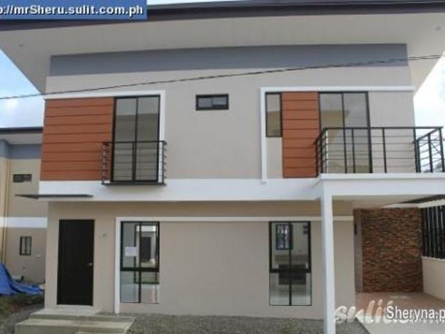 Ready For Occupancy House & Lot In Lipa
