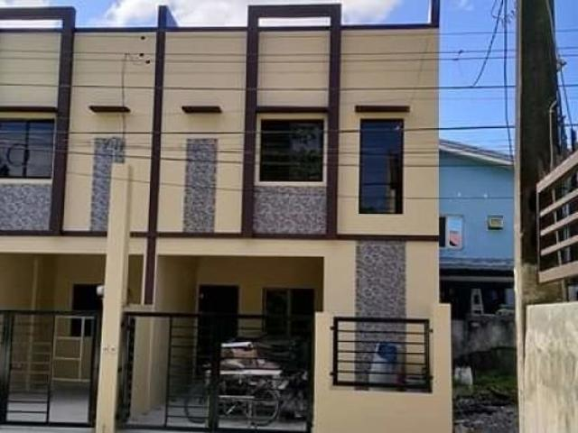 Ready For Occupancy Townhouse House And Lot For Sale Near Mercedes Avenue,pasig City