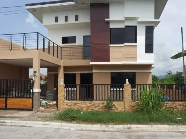 Ready For Occupancy Unit House And Lot!