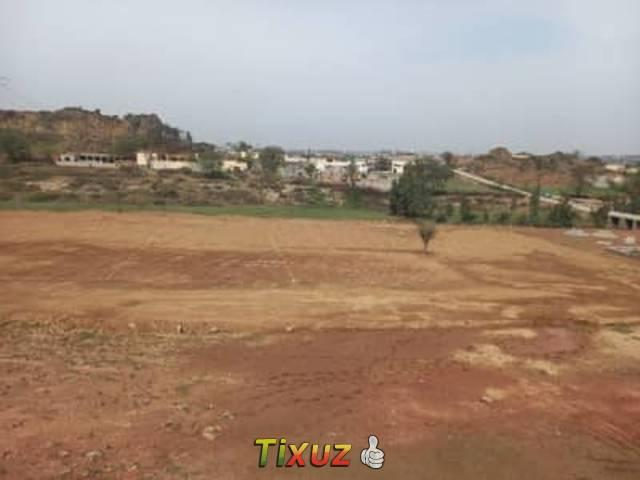 Ready To Sale A Residential Plot 10 Marla In Bahria Town Phase 8 F3