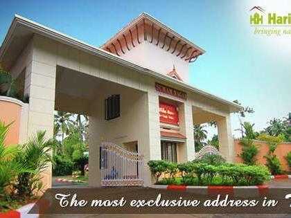 Real Estate In Kerala ~p~ Villas Flats And Apartments In Thrissur