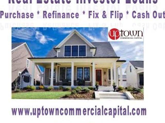 Real Estate Investor Funding Available, Purchase, Refi, Fix And Flip Nashville