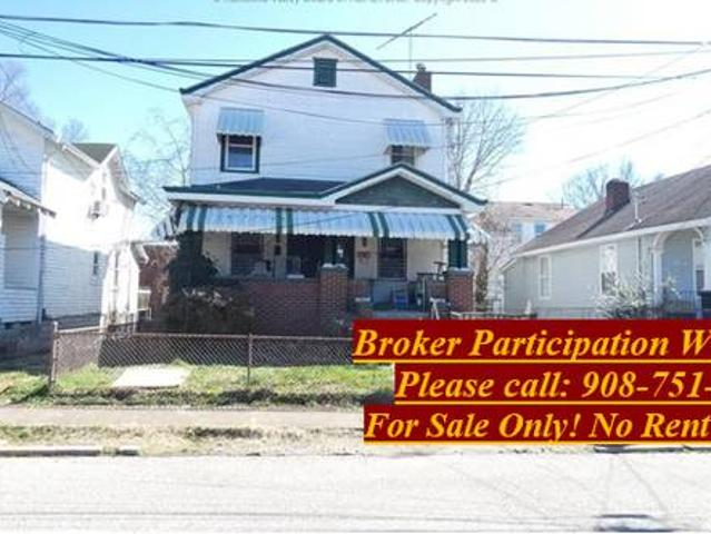 Reduced To $24,900 House With Finished Basement Charleston, Wv