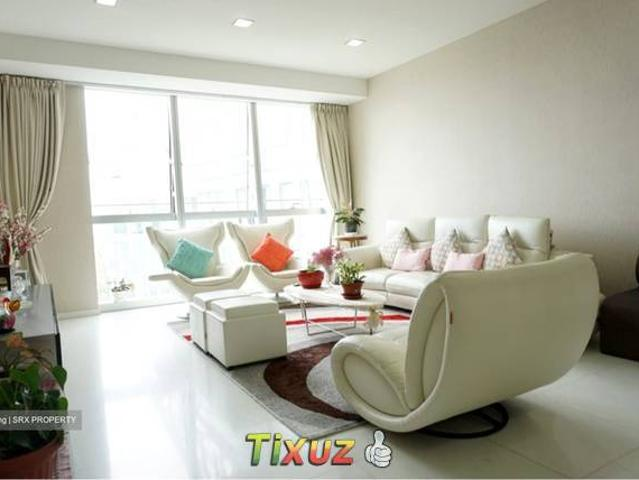 Reflections At Keppel Bay D4 Condominium For Sale