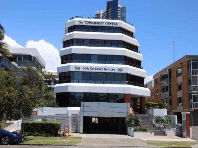 Refurbished Office Building New Opportunity