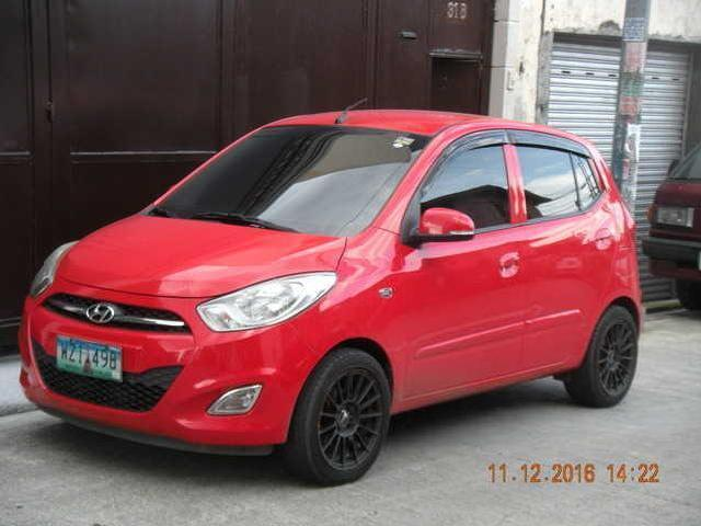 automatic hyundai i10 gls at used cars in manila mitula cars. Black Bedroom Furniture Sets. Home Design Ideas