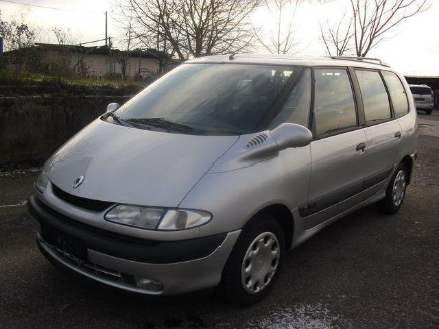 RENAULT Espace Expression 2 0