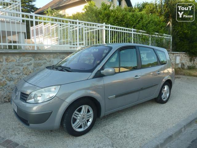 Renault Grand Scénic Ll 1,9dci 120 Luxe Privilège