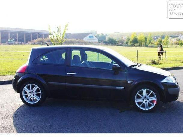 2002 renault megane ii hatchback 120 related infomation specifications weili automotive. Black Bedroom Furniture Sets. Home Design Ideas