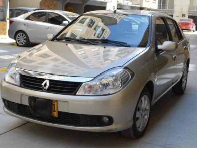 Renault symbol 2012 renault symbol de luxe ii perfecto estado