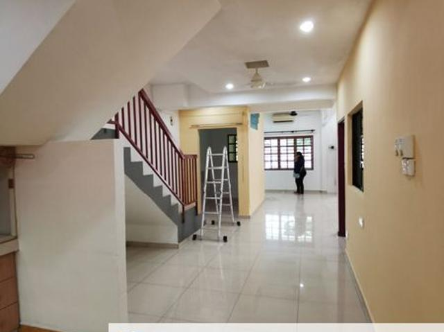 Renovated Double Storey For Rent In Bangsar